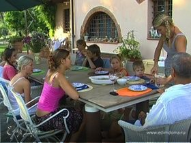 Большой семейный обед