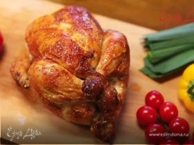 Запекаем курицу