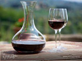 Вино красное сладкое