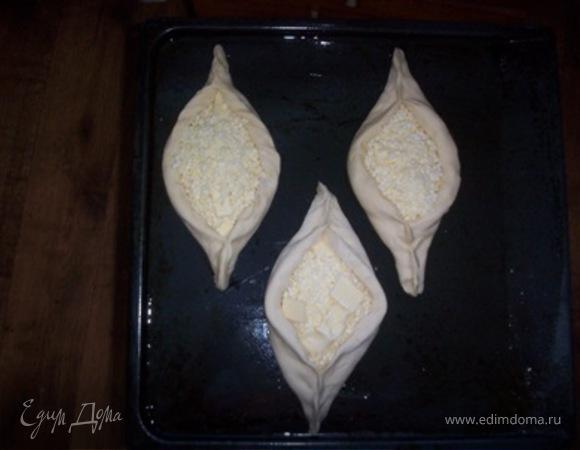 Аджарские хачапури пошаговый рецепт