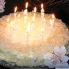 Сметанно - ореховый торт