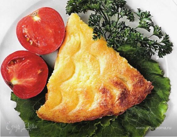 Картофельная запеканка с сыром и чесноком