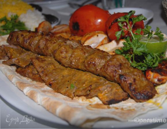 Кебаб из свинины