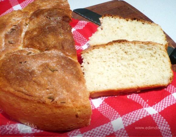 Пивной хлеб с тмином