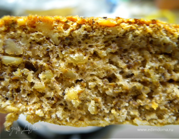 Бисквит ореховый