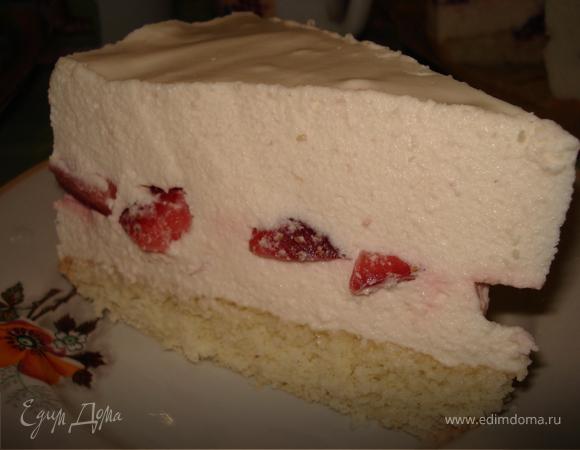 Торт с йогуртом