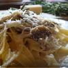 Тальятелле с грибным соусом от Фабио