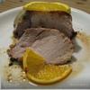 Ароматное мясо, запеченное в духовке