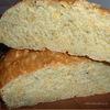 Хлеб с тыквой, чесночком и прованскими травами