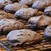 Шоколадное печенье с арахисовым кремом