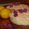 Лимонно-меренговый пирог