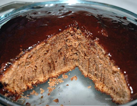 Шоколадный пирог тётушки Дак