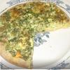 Пирог с цукини и сыром
