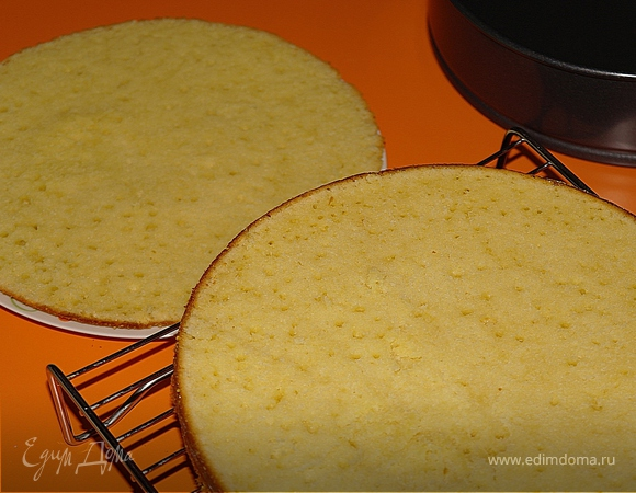 "Торт ""Блондинистый апельсин"""