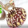 """Кекс """"Халва в шоколаде"""""""