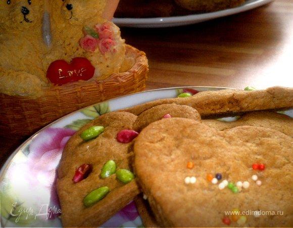 Имбирное печенье по рецепту Юлии Высоцкой