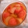 Лето 2011: домашний лимонад с клубникой и ревенем