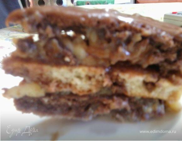 """Торт """"Шоколадомания"""""""