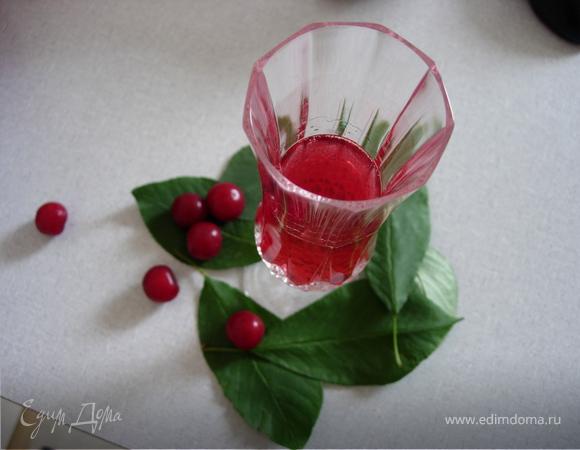 Ликер вишневый или малиновый