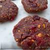Орехово-вишневое печенье
