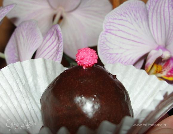 """Шоколадные конфетки-маффинки """" Миниатюрки"""""""