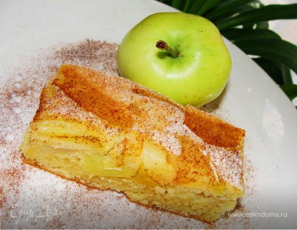 Апфелькухен Марии (Яблочный пирог Марии - да, да)