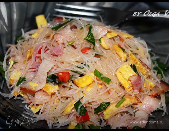 салат фунчоза рецепты и фото