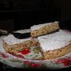 Ореховый пирог к утреннему чаю