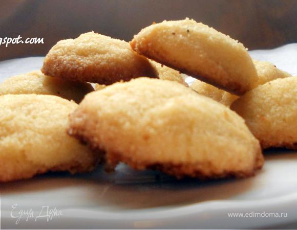 """""""Нан Хати"""" - индийское печенье"""