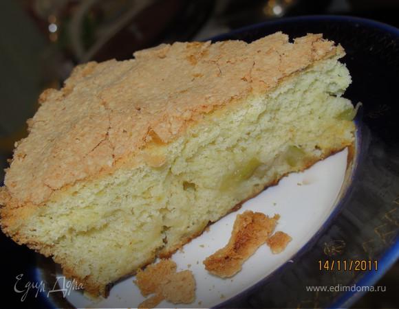 Наш любимый пирог (шарлотка)