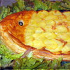 Tescoma. Акула-каракула с начинкой из лосося, креветок и савойской капусты
