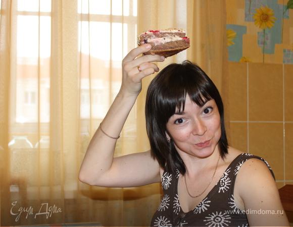 """Торт """"Не Кудряш"""" Юлии Высоцкой"""