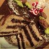 Торт « Новогодняя ночь»