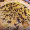 Куриное лукошко с грибным омлетом