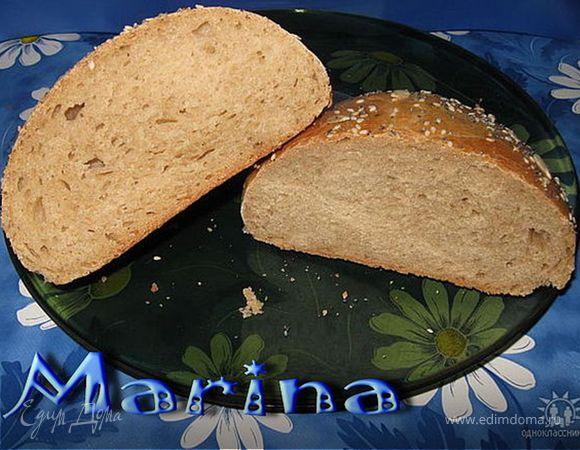 Хлебцы на безалкогольном пиве