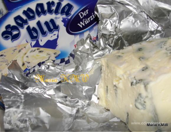 "Лепешка с сыром "" Gorgonzola"""