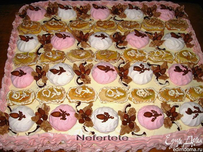 Пастила для украшения торта