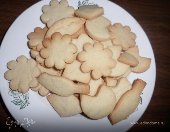 """Песочное печенье """"Миледи"""""""