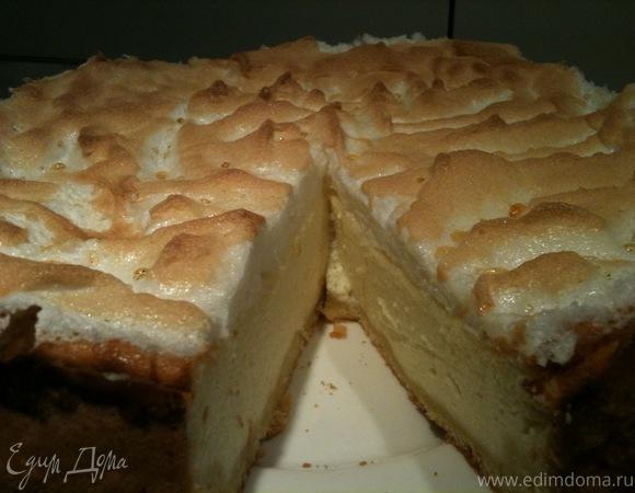 """Творожный тарт """"Слезы ангела"""""""