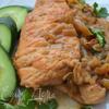 Куриная грудка в густом луковом соусе (для Марии LapSha)