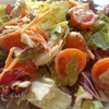 Салат красоты и здоровья