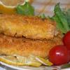 Рыбные палочки в японских панировочных хлопьях