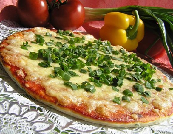 Тесто для пиццы - залог успеха! (три варианта)