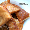 Сопапилья - мексиканские треугольные пончики