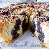 Нежный маково-творожный пирог