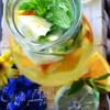 Цитрусовый лимонад с мятой