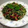 Табуле. Салат с булгуром и зеленью