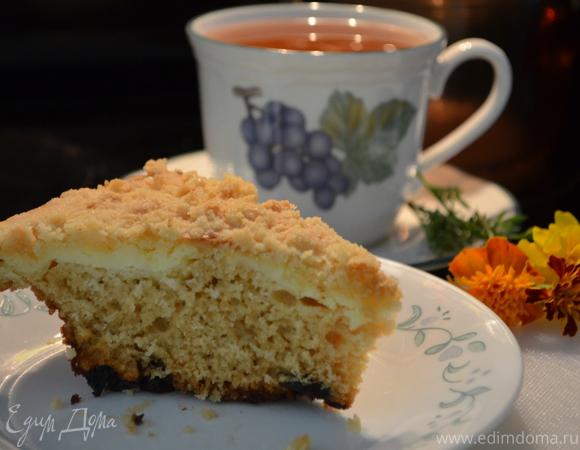 Кекс для завтрака (Breakfast cake)