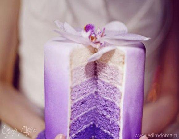 Торт творожно-ореховый