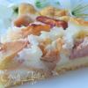 Яблочный пирог в нежном сметанном креме
